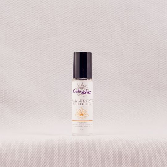 Clarity Yoga & Meditation Essential Oils Rollerball